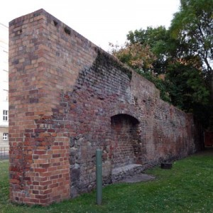 Reste der Berliner Stadtmauer