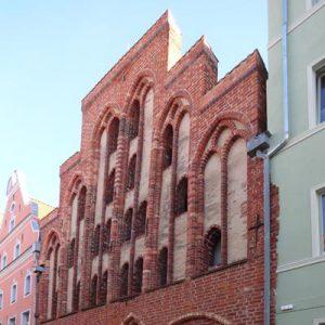 Giebelhaus, Frankenstraße 28
