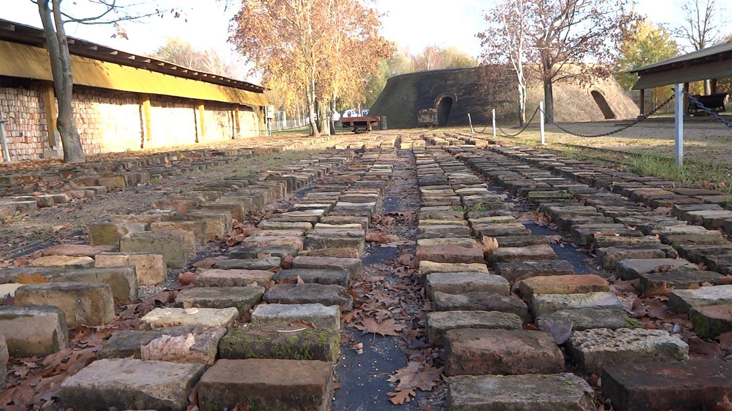 Freilufttrocknung, Ziegeleipark Mildenberg