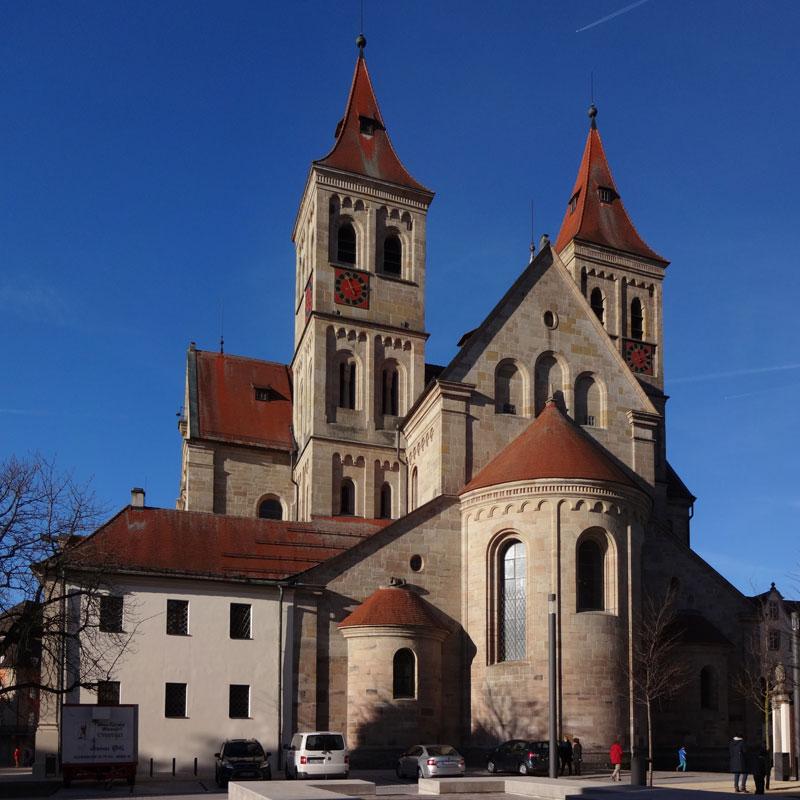 Basilika St. Vitus in Ellwanger