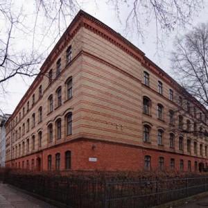Mietshausgruppe, Lehrter Straße 6-10