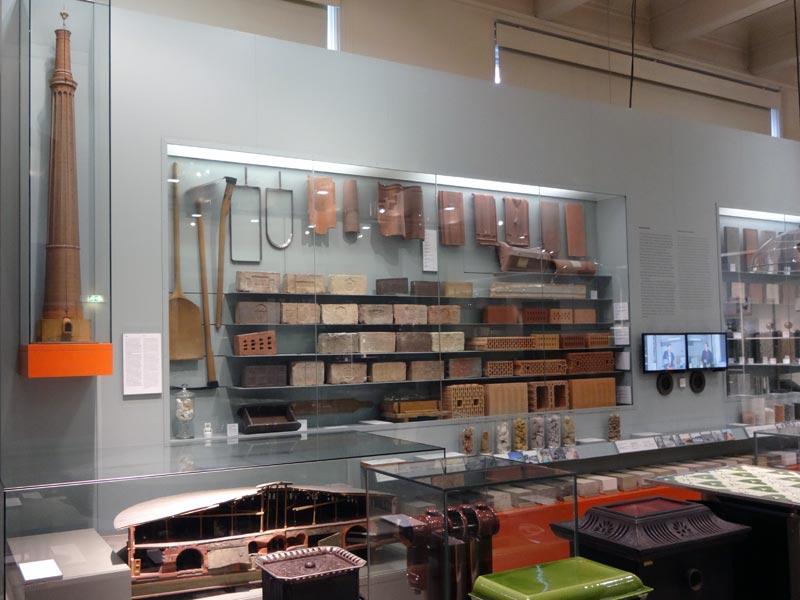 Ziegel - Technisches Museum Wien