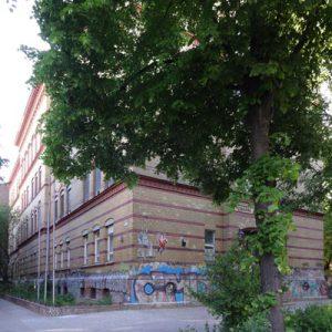 Ehemalige Gemeindeschule in Kreuzberg