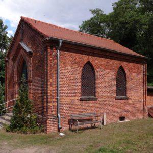 Kapelle - Friedhof Neuenhagen bei Berlin