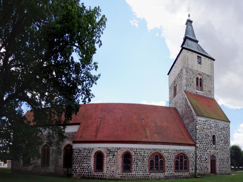 St. Marien Kirche von Altlandsberg