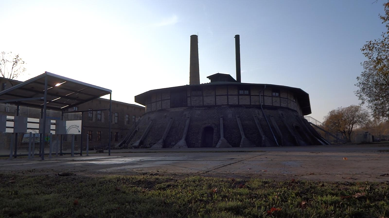 Ziegelei Mildenberg, Ringofen