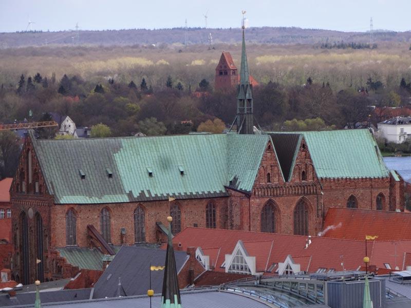 St. Katharinen Kirche zu Lübeck