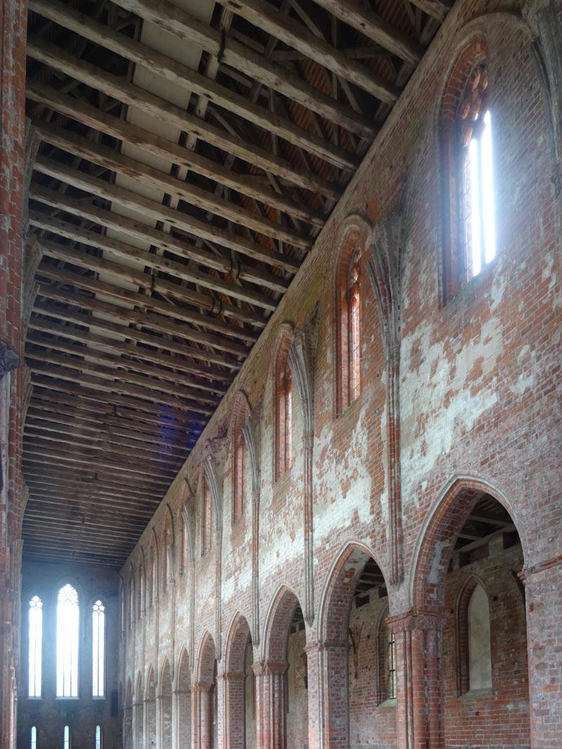 Klosterkirche - Zisterzienserkloster Chorin