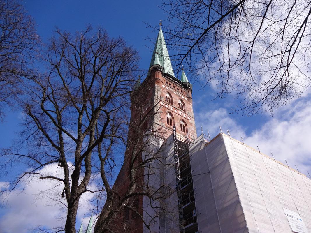 St.-Petri-Kirche zu Lübeck