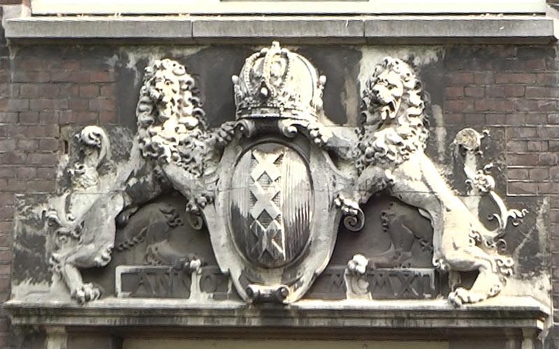 Amsterdam Wappen