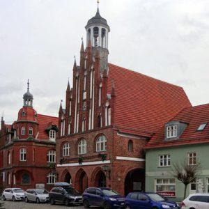 Rathaus Grimmen