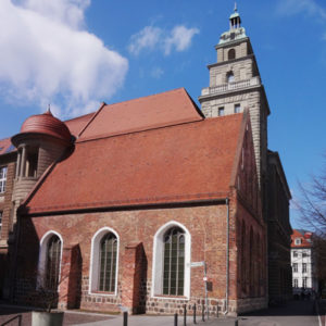 Heiliggeist-Kapelle